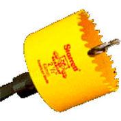 "Starrett 65512 AVH0114 Fastcut Hole Saw Variable Pitch w/Quick Shot Arbors 4-6 Tpi 1-1/4"" (32mm)"