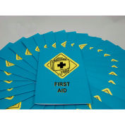 First Aid Booklets