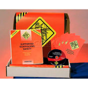 Supported Scaffolding Safety In Construction Environments: A Refresher Program DVD Kit