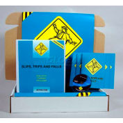 Slips, Trips And Falls In Construction Environments DVD Kit