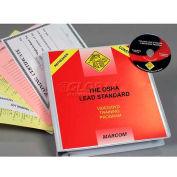 OSHA Lead Standard In General Industry : A Refresher Program DVD Program