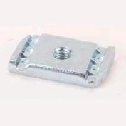 "Superstrut 3/4"" Steel Channel Nut AB100 3/4, Springless"