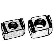 "Superstrut 1/4"" Steel Channel Nut AC100 1/4, Springless, Silvergalv™ Finish"