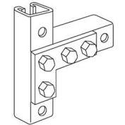 Kindorf B936 Steel Flat Plate Angle Connector W/Galv-Krom® Finish