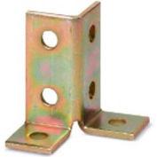 Kindorf B951 Wing Shape Channel Fitting W/Galv-Krom® Finish, 12 Ga.