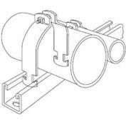 "Kindorf C1053HD 3"" Steel Rigid/IMC Pipe Strap W/Hot-Dip Galvanized Finish"
