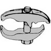 "Steel City ""Pc"" Beam Clamp, Malleable Iron, 1/2"""