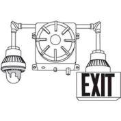 Emergi-Lite 029414_E Replacement Circuit Board for EXC3-1IA-T1SR