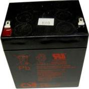 Emergi-Lite 860.0004-E Replacement Battery for BZLUXLZU