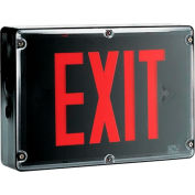 Emergi-Lite BBSVX2R-4X NEMA 4X Exit Sign - Ac Only Double Face