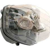 Emergi-Lite EF41(LG)-GY Class 1 Division 2 Remote Head,  12V, 1- 4W MR16 Head, Gray Back Plate