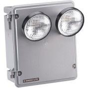 Emergi-Lite KSM27-2-F Harsh Environment Lighting - 6V 27W Lead Calcium Battery