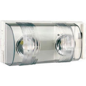 Emergi-Lite PRO-2N-LA Pro Emergency Light - 6V, 2- 4W LED MR16 Lamps