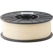 Toner Plastics Premium 3D Printer Filament, ABS, 1 kg, 1.75 mm, Natural