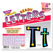 "Trend® 4"" Playful Combo Ready Letters, Alpha-Beads, 1 Set"