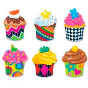 "Trend® Cupcakes Classic Accents Variety Pack, 5-1/2"" High, 36 Pcs/Pack"