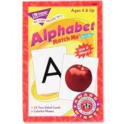 """Trend® Alphabet Match Me Cards, 3"""" x 4"""", 52 Cards/Box"""