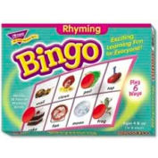 Trend® Rhyming Bingo Game, Age 4 & Up, 3 to 36 Players, 1 Box