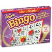 Trend® Multiplication Bingo Game, Age 8 & Up, & Up, 3 to 36 Players, 1 Box