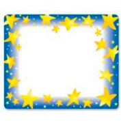 "Trend® Star Brights Name Tags, 2-1/2"" x 3"", 36 Pcs/Pack"