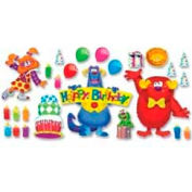 Trend® Furry Friends Birthday Fun Bulletin Board Set, 32 Pcs/Set