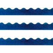 "Trend® Sparkle Terrific Trimmers, 2-1/4"" x 32-1/2', Blue, 1 Pack"