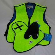 Techniche 3000 Techniche Heat Stress Cooling Kit With Vest, X-Large