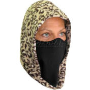 ThermaFur™ Air Activated Heating Neck Warmer, One, Black