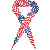 HyperKewl™ Evaporative Cooling Neckband, USA Flag