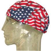 Techniche Hyperkewl™ Evaporative Cooling Beanies, Usa Flag, 6522-USA