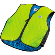 Techniche 6529 Hyperkewl™ Evaporative Cooling Sport Vests, X-Small, Hi-Viz