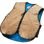 Techniche 6529 Hyperkewl™ Evaporative Cooling Sport Vests, Med, Khaki