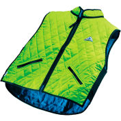 HyperKewl™ Evaporative Cooling - Deluxe Sport Vests, M, Hi-Viz