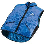 HyperKewl™ Evaporative Cooling - Deluxe Sport Vests, M, Blue