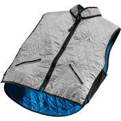 HyperKewl™ Evaporative Cooling - Deluxe Sport Vests, XL, Silver