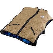 HyperKewl™ Evaporative Cooling Vest - Women's Deluxe, L, Khaki