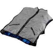 HyperKewl™ Evaporative Cooling Vest - Women's Deluxe, M, Silver