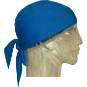 Techniche 6536 Hyperkewl™ Evaporative Cooling Skull Cap, Blue