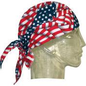 HyperKewl™ Evaporative Cooling Skull Cap, USA Flag