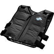 TechKewl™ Phase Change Cooling Vest, L/XL, Black
