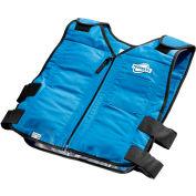 TechKewl™ Phase Change Cooling Vest, L/XL, Blue