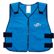 TechKewl™ FR Phase Change Cooling Vest - NOMEX, M/L, Nomex Blue