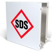 INCOM® GHS1046 Metal Safety Data Sheet Storage Case