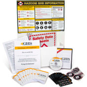 INCOM® GHS2015 English GHS Small Business Training Kit