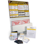 INCOM® GHS2018 Spanish GHS Medium Business Training Kit
