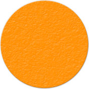 "Floor Marking Tape, Orange, 3"" Circle, 25/Pkg., LM200N"