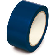 "Floor Marking Aisle Tape, Dark Blue, 3""W x 108'L Roll, PST321"