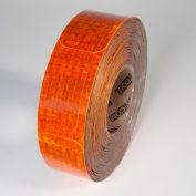 "Reflective Marking Tape, Amber, 2""W x 3-1/2""W, 50/Roll, RR250AM"