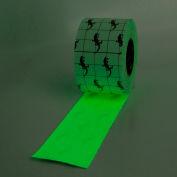 "Gator Grip Glow-In-Dark Anti-Slip Tape, 2""W x 60'L Roll, SG4202PH"