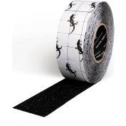 """Gator Grip Coarse Grit Anti-Slip Tape, Black, 2""""W x 50'L Roll, SG6502B"""